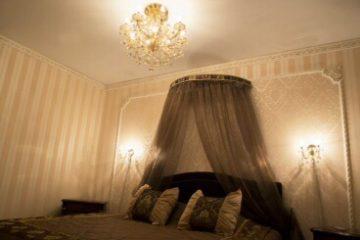 Шторы и текстиль для номеров гостиниц