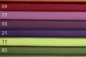 Azov Tintura Liso. 16 цветов. Выделка: рогожка. Высота - 280см. Состав: 65% полиэстер, 35% хлопок.
