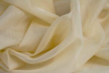 Luxury. Мягкий тюль. Матовая ткань с нежным блеском. Состав: 100% полиэстер. Высота — 300см.